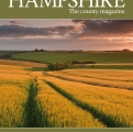 Front Cover of Hampshire the County Magazine Calendar 2013